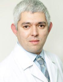 Базін М.Є. Завідувач відділення – лікар — рентгенолог, ІІ категорія, медичний стаж 12 років