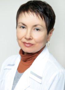 Ішуткіна Л.М. Лікар з ультразвукової діагностики, Вища категорія, медичний стаж 31 рік