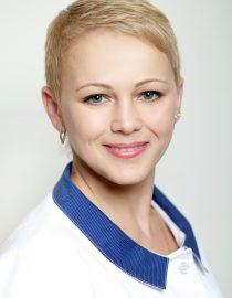 Коротка В.О. Лікар — рентгенолог, ІІ категорія, медичний стаж 13 років