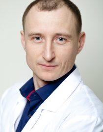 Кураш О.В. Лікар — невропатолог, медичний стаж 14 років