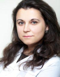 Куріліна Н.В. Лікар — невропатолог, медичний стаж 4 роки
