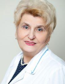 Нефедова Н.І. Лікар з ультразвукової діагностики, медичний стаж 40 років