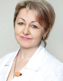Пономарьова А.Ф. Старший рентгенолаборант, ІІ категорія, медичний стаж 27 років