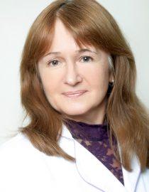 Придюк В.А. Лікар – гастроентеролог, Вища категорія, медичний стаж 30 років