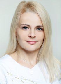 Варламова М.А. Лікар з ультразвукової та функціональної діагностики, медичний стаж 14 років