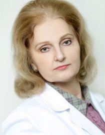 Зудіна Н.Г. Лікар – терапевт, медичний стаж 38 роки