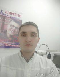 Шакотько С.В. лікар-офтальмолог